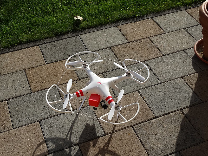Link zu Quadcopter Videos